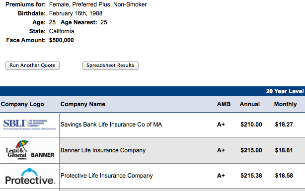 How Much is Term Life Insurance for a Mom